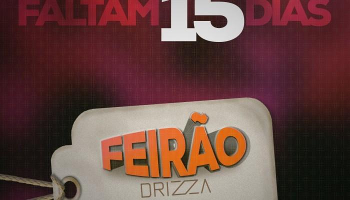 Setembro tem Feirão Drizza!