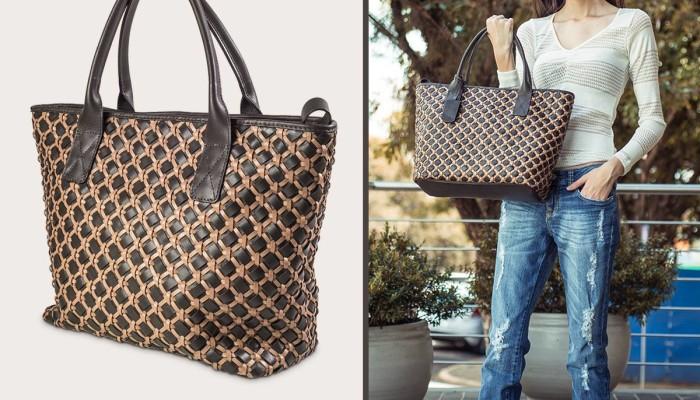 Como usar cada tipo de bolsa: bolsa estruturada