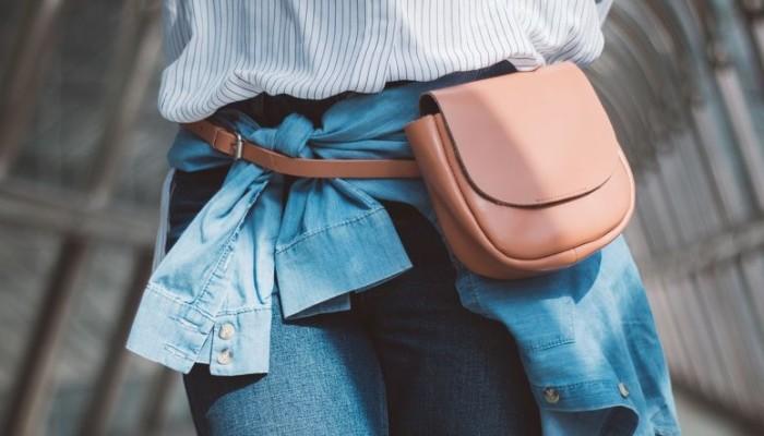 O que você acha da pochete?